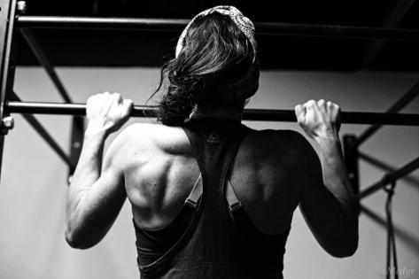 entrenamiento fuerza mujer