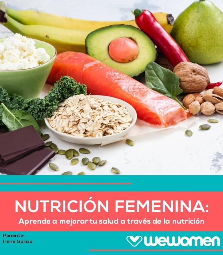 TALLER NUTRICIÓN FEMENINA
