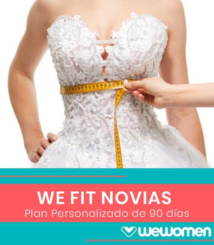 PROGRAMA DE ENTRENAMIENTO ONLINE PARA NOVIAS WE FIT NOVIAS