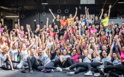 DÍA INTERNACIONAL DE LA MUJER: ENTRENAMIENTO ESPECIAL WE WOMEN